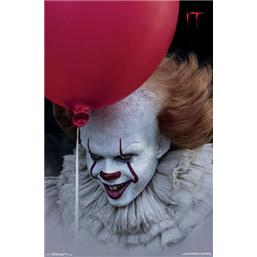 It: Pennywise Balloon Plakat