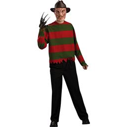 A Nightmare On Elm Street: Freddy Krueger Kostume Sæt