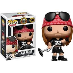 Guns N' Roses: Axl Rose POP! Vinyl Figur (#50)