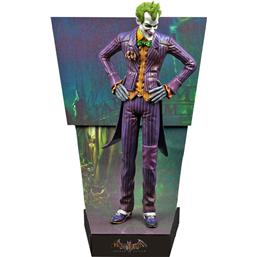 Batman: Arkham Asylum The Joker Premium Motion Statue