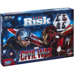 Captain America Civil War Risk