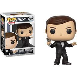 James Bond 007: James Bond (Roger Moore) POP! vinyl figur (#522)