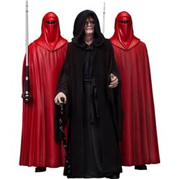 Star Wars: Emperor Palpatine & The Royal Guards ARTFX+ Statuer