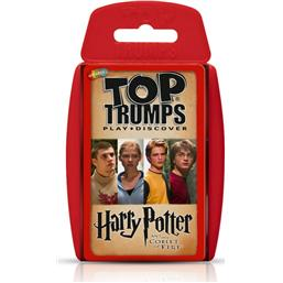 Top Trump Harry Potter og Flammernes Pokal