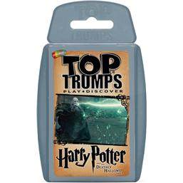 Top Trump Harry Potter og Dødsregalierne 2