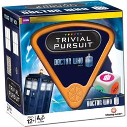 Doctor Who Trivial Pursuit Spil