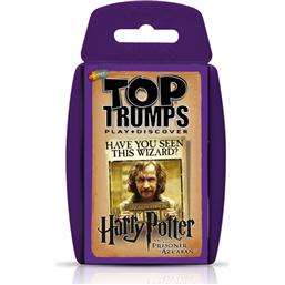 Top Trump Harry Potter og Fangen fra Azkaban