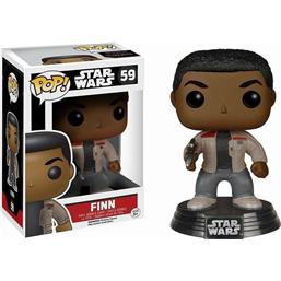 Star Wars: Finn POP! Bobble-Head (#59)