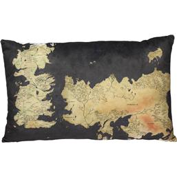 Game Of Thrones: Pude med kort over Westeros 55 cm
