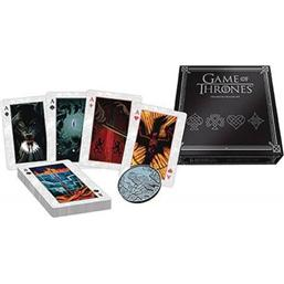 Game Of Thrones: Game of Thrones Spille Kort