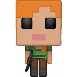 Minecraft: Alex POP! Games Vinyl Figur (#317)