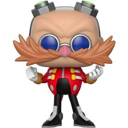 Sonic The Hedgehog: Dr. Eggman POP! Vinyl Figur (#286)