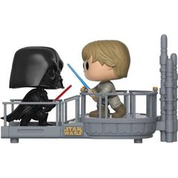 Cloud City Duel POP! Movie Moments Vinyl Bobble-Head 2-Pak (#226)
