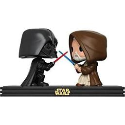 Star Wars: Death Star Duel POP! Movie Moments Vinyl Bobble-Head 2-Pak (#225)