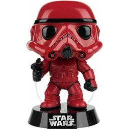 Red Stormtrooper POP! Vinyl Bobble-Head (#05)