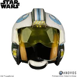 Star Wars: General Merrick Blue Squadron Hjelm Replika