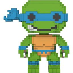 Teenage Mutant Ninja Turtles: Leonardo POP! 8-BIT Vinyl Figur (#04)