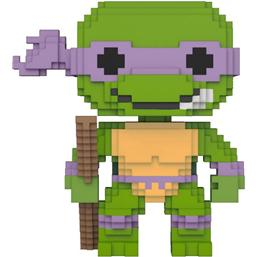 Teenage Mutant Ninja Turtles: Donatello POP! 8-BIT Vinyl Figur (#05)