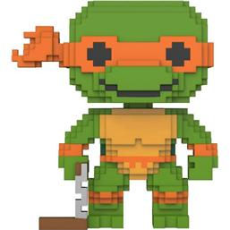 Teenage Mutant Ninja Turtles: Michelangelo POP! 8-BIT Vinyl Figur (#07)