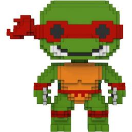 Teenage Mutant Ninja Turtles: Raphael POP! 8-BIT Vinyl Figur (#06)