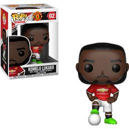 Romelu Lukaku POP! Football Vinyl Figur (#02)
