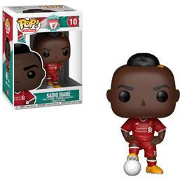 Liverpool: Sadio Mane POP! Football Vinyl Figur (#10)