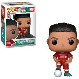 Liverpool: Roberto Firmino POP! Football Vinyl Figur (#09)