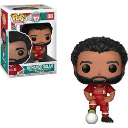 Liverpool: Mohamed Salah POP! Football Vinyl Figur (#08)