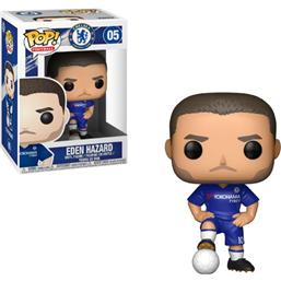Chelsea: Eden Hazard POP! Football Vinyl Figur (#05)