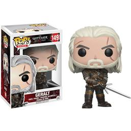 Witcher: Geralt POP! Vinyl Figur (#149)