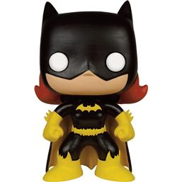 Batman: Batgirl (Classic Black Suit) POP! Vinyl Figur (#03)