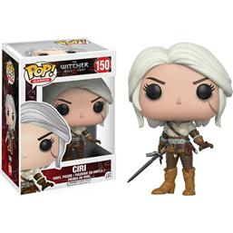 Witcher: Ciri POP! Vinyl Figur (#150)