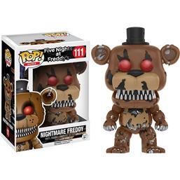 Nightmare Freddy POP! Vinyl Figur (#111)