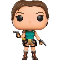 Lara Croft POP! Vinyl Figur (#168)