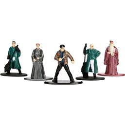 Harry Potter Nano Metalfigs 5-Pak Sæt A