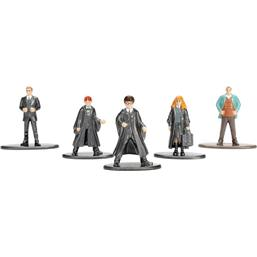 Harry Potter: Harry Potter Nano Metalfigs 5-Pak Sæt B