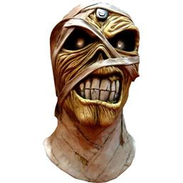Iron Maiden: Eddie Powerslave Mummy Latex Maske