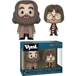 Harry Potter og Hagrid VYNL Vinyl Figurer 10 cm