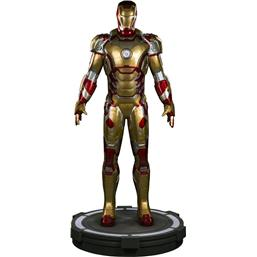 Iron Man Mark XLII Life-Size Statue 215 cm