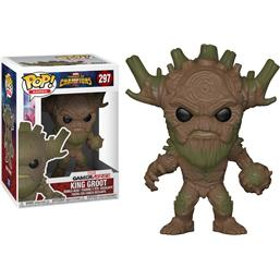 King Groot POP! Vinyl Figur (#297)
