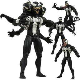 Spider-Man: Venom Marvel Select Action Figur
