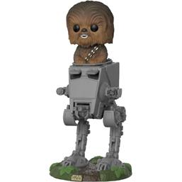 Chewbacca på AT-ST POP! Vinyl Figur (#236)
