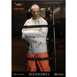 Silence of the Lambs : Hannibal Lecter Straitjacket Action Figur 1/6