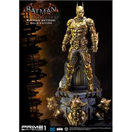 Arkham Knight Batman Beyond Gold Edition