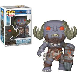 God Of War: Fire Troll POP! Vinyl Figur (#271)