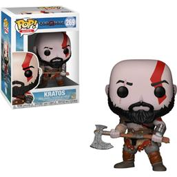 God Of War: Kratos POP! Vinyl Figur (#269)