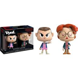 Stranger Things: Eleven & Barb VYNL Vinyl Figurer 10 cm