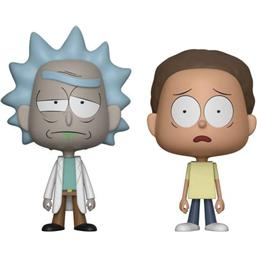 Rick and Morty: Rick & Morty VYNL Vinyl Figurer 10 cm