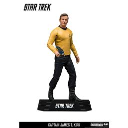 Star Trek: Captain James T. Kirk Action Figur