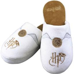 Harry Potter: Golden Snitch Slippers